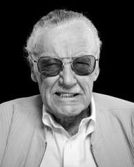 Stan Lee, Beverly Hills, Calif. 8.12.13